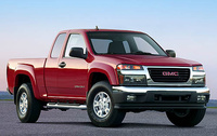 2008 GMC Canyon Overview