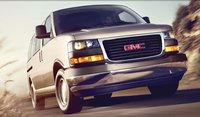 2008 GMC Savana, front, gallery_worthy