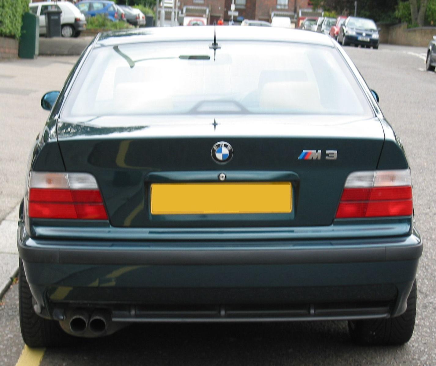 1997 Bmw M3: 1997 BMW M3