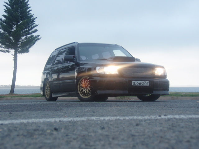 Picture of 1999 Subaru Forester Base, exterior, gallery_worthy