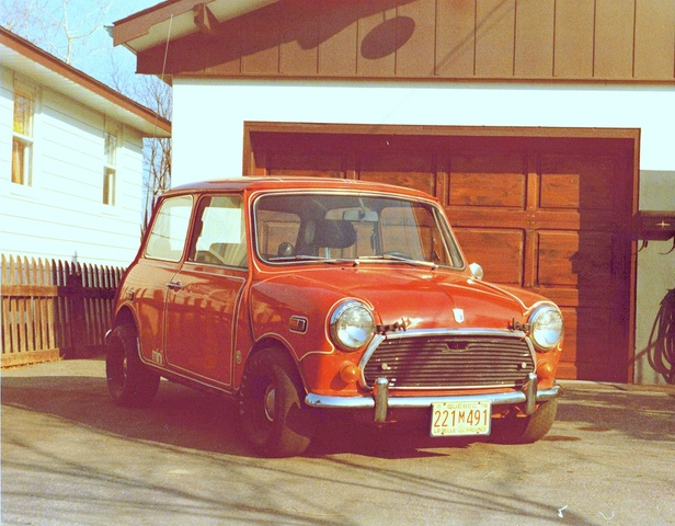 Picture of 1971 Austin Mini, gallery_worthy