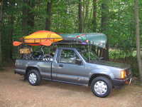 Picture of 1990 Mitsubishi Mighty Max Pickup 2 Dr STD Standard Cab SB