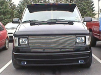 1988 Chevrolet Astro Overview
