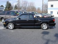 2003 Chevrolet S-10 3 Dr LS Xtreme Extended Cab SB picture (before), exterior
