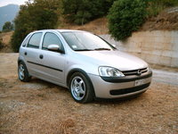 Picture of 2001 Opel Corsa, exterior