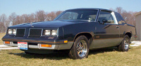 1967 Oldsmobile Cutlass, 1986 Oldsmobile Cutlass 442