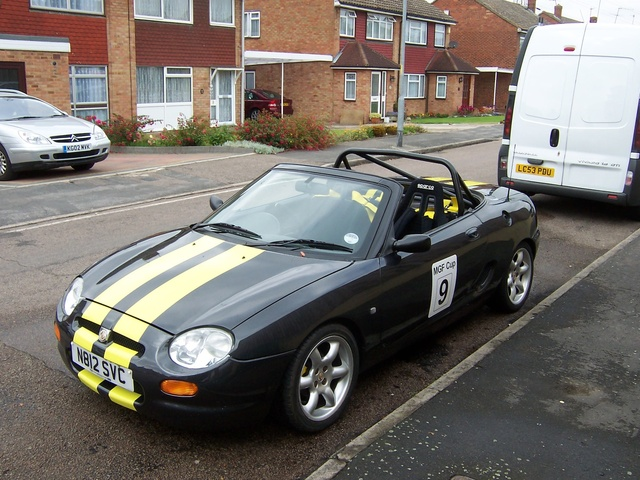 Picture of 1995 MG F, gallery_worthy