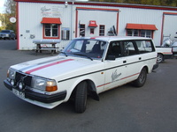 1985 Volvo 245 Overview