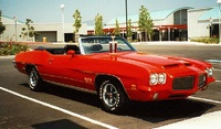 Picture of 1971 Pontiac GTO