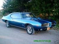 1971 Pontiac GTO picture