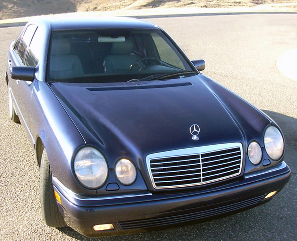 1998 mercedes benz e class pictures cargurus for 2008 mercedes benz e class reliability