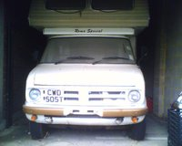 1978 Bedford Dormobile Overview