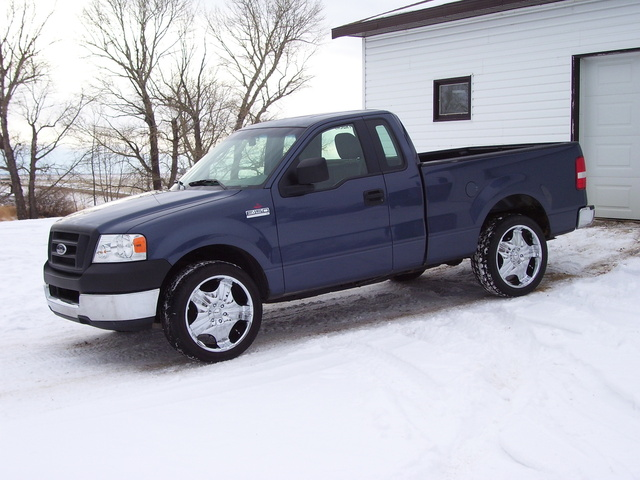 Picture of 2005 Ford F-150 XL, exterior