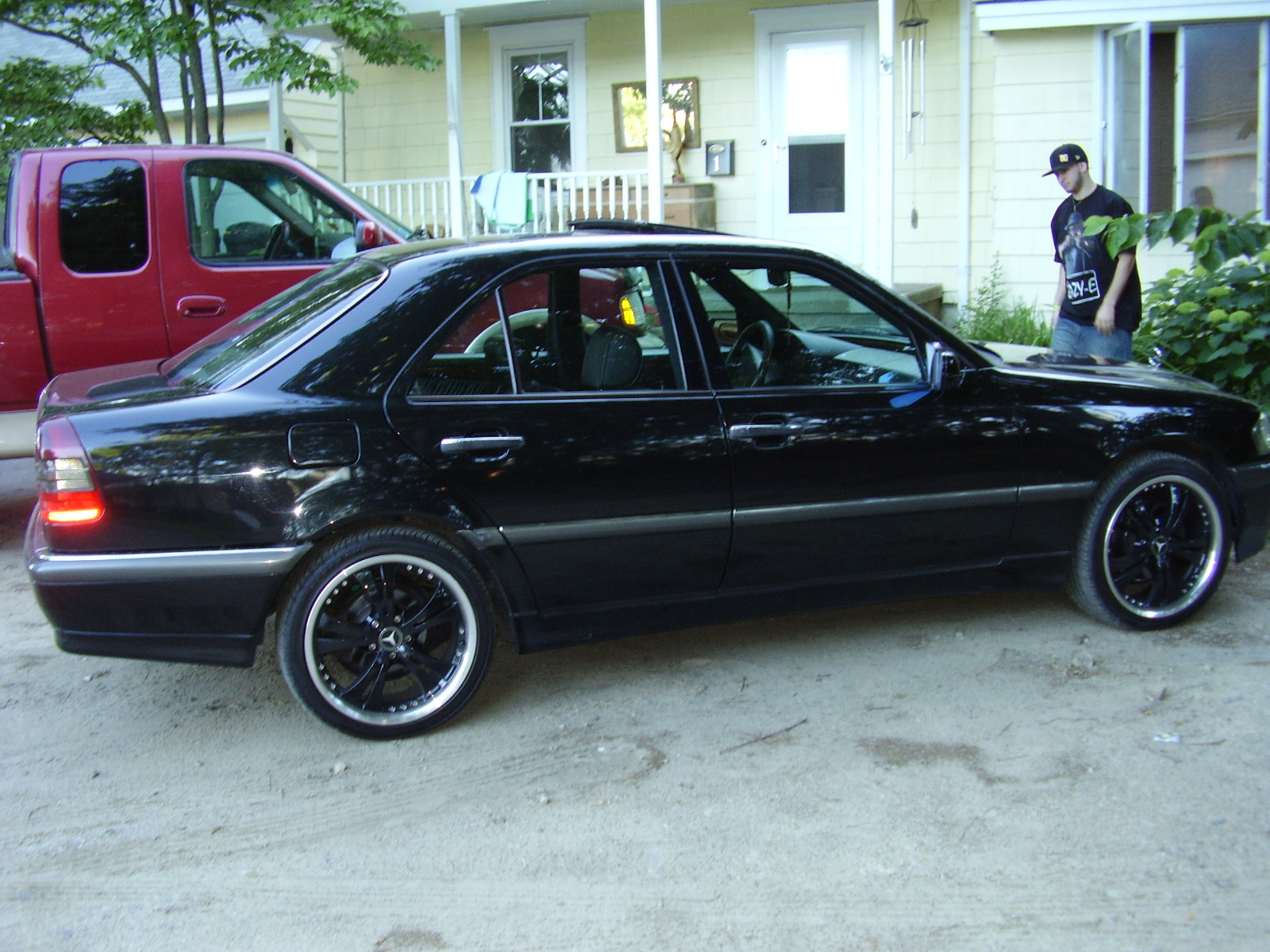 1998 mercedes benz c class other pictures cargurus for Mercedes benz c class 1998
