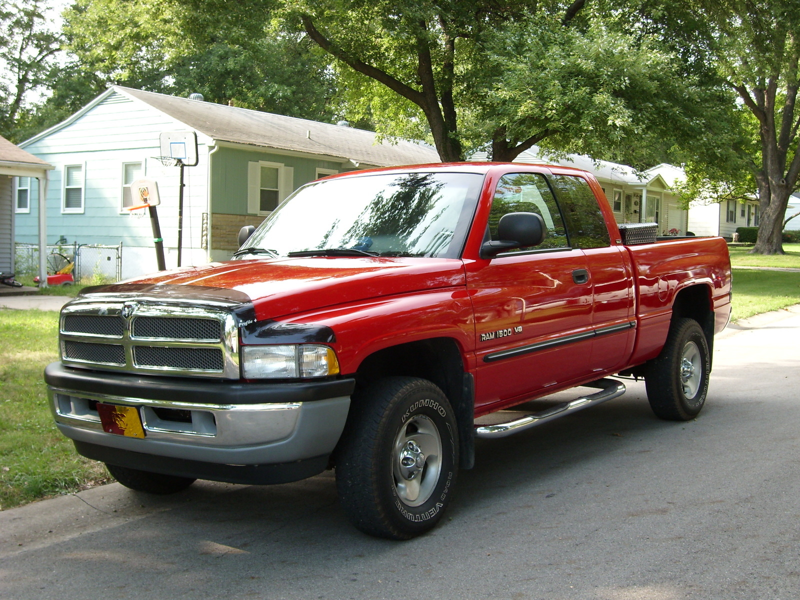 Picture of 2001 dodge ram 1500 4 dr slt plus 4wd quad cab lb exterior