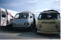 1979 Toyota Hiace Overview