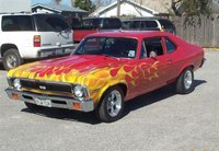 1970 Chevrolet Nova, This is my brothers toy down in Corpus Christi Texas. For some reason it's called Irene