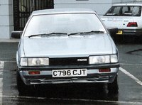 Picture of 1986 Mazda 626