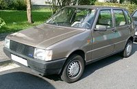1984 Fiat Uno Overview