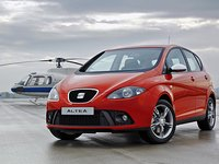 2008 Seat Altea Overview