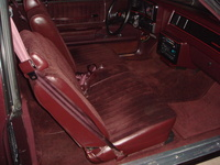 Picture of 1988 Chevrolet Monte Carlo, interior