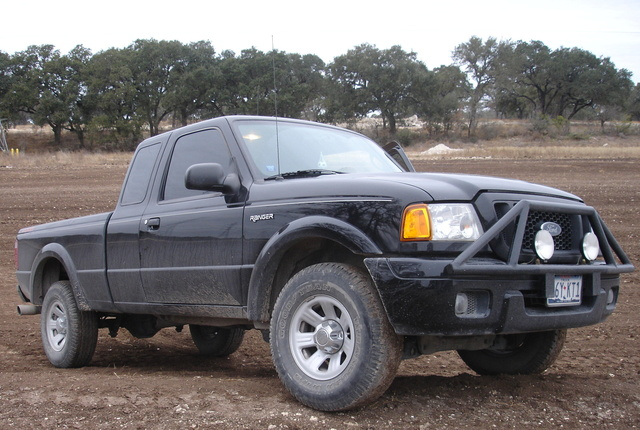 2005 ford ranger 4x4 value