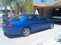 2005 Holden Commodore, Homecoming