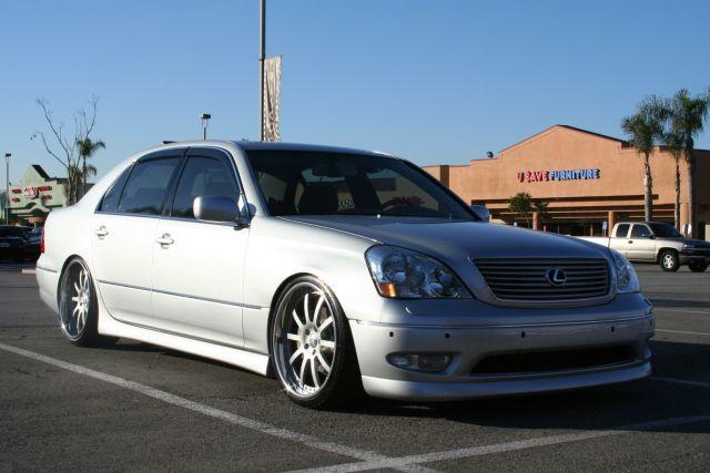 2001 Lexus LS 430 picture,