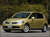 Picture of 2007 Nissan Versa, exterior