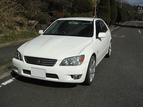 Picture of 2002 Toyota Altezza