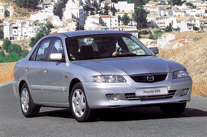Picture of 2002 Mazda 626 LX