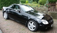 Picture of 1998 Mercedes-Benz SLK-Class, exterior
