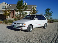 Picture of 1990 Subaru Justy 2 Dr GL 4WD Hatchback, exterior, gallery_worthy