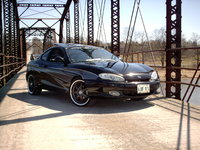 Picture of 1999 Hyundai Tiburon 2 Dr STD Hatchback