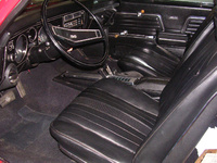 Picture of 1969 Chevrolet El Camino, interior