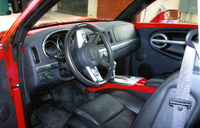Picture of 2003 Chevrolet SSR 2 Dr LS Convertible Standard Cab SB, interior