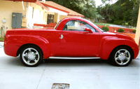 Picture of 2003 Chevrolet SSR 2 Dr LS Convertible Standard Cab SB