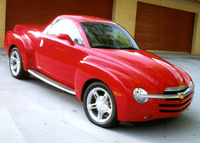 Chevrolet SSR Overview