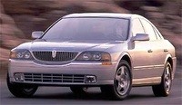 2000 Lincoln LS Picture Gallery
