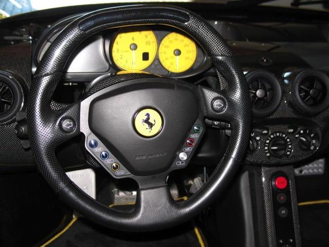 2003 Ferrari Enzo Interior Pictures Cargurus