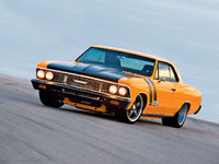1966 Chevrolet Chevelle that has a 540 big block capable of doing 700 horsepower.