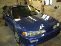 Picture of 1993 Acura Integra 2 Dr LS Special Hatchback