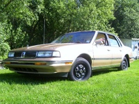 1990 Oldsmobile Cutlass Ciera picture, exterior