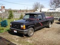 1990 Ford Ranger XLT Extended Cab SB, 1990 Ford Ranger 2 Dr XLT Extended Cab SB picture, exterior