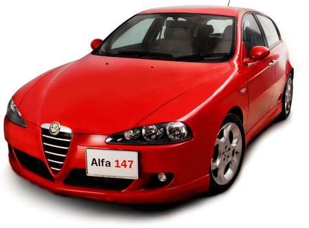 2006 alfa romeo 147 user reviews cargurus. Black Bedroom Furniture Sets. Home Design Ideas
