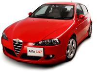 2006 Alfa Romeo 147 Overview