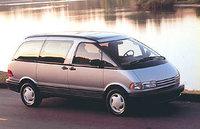 1996 Toyota Previa Overview
