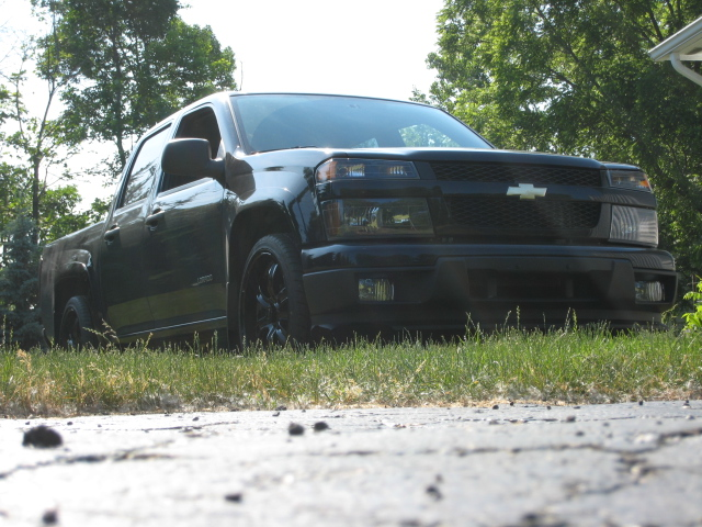 2004 Chevrolet Colorado 4 Dr ZQ8 LS Crew Cab SB picture, exterior