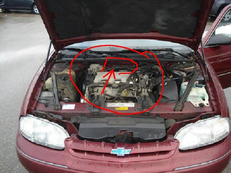 Chevrolet Lumina Questions Where Is Blower Motor Cargurusrhcargurus: 2000 Chevy Lumina Engine Diagram At Elf-jo.com
