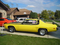 1973 Plymouth Road Runner picture, exterior